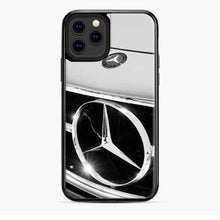 Load image into Gallery viewer, 1955 Mercedes Benz 300Sl Gullwing Grille Emblems iPhone 11 Pro Case