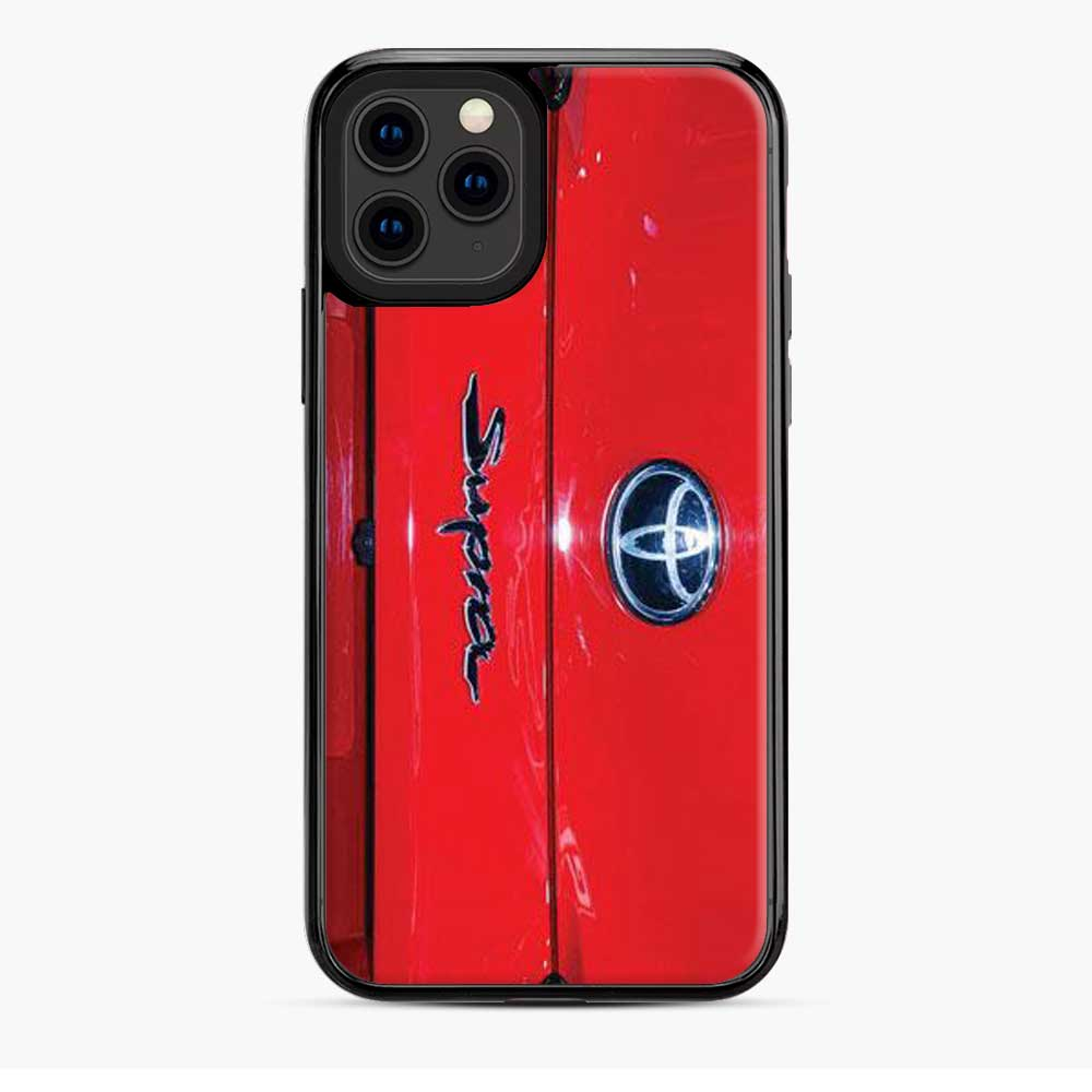2020 Toyota Supra Debuts With 335 iPhone 11 Pro Case