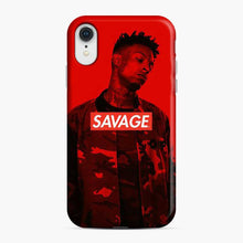 Load image into Gallery viewer, 21 Savage Supreme iPhone XR Case