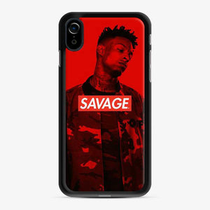 21 Savage Supreme iPhone XR Case