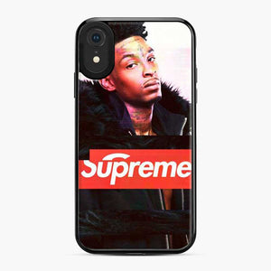 21 Savage X Supreme iPhone XR Case