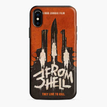 Load image into Gallery viewer, 3 From Hell They Live To Kill iPhone X/XS Case