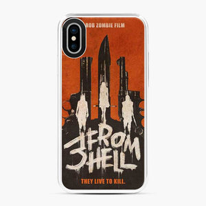 3 From Hell They Live To Kill iPhone X/XS Case