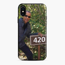 Load image into Gallery viewer, 420 Obama iPhone X/XS Case