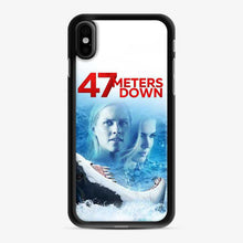 Load image into Gallery viewer, 47 Meters Down iPhone X/XS Case