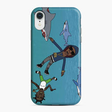 Load image into Gallery viewer, A Boogie Wit Da Hoodie And Kodak Black iPhone XR Case