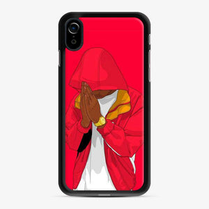 A Boogie Wit Da Hoodie Cartoon iPhone XR Case