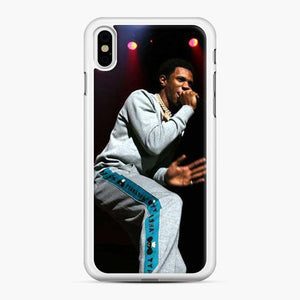 A Boogie Wit Da Hoodie Rap Stage Performance iPhone X/XS Case