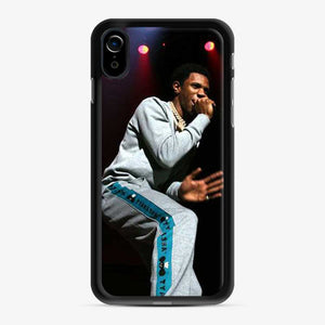 A Boogie Wit Da Hoodie Rap Stage Performance iPhone XR Case