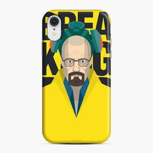 Load image into Gallery viewer, A Breaking Bad Heisenberg iPhone XR Case