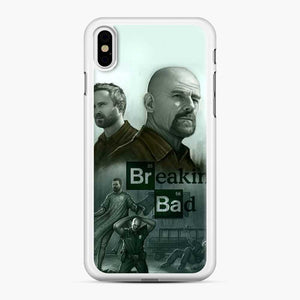 A Breaking Bad Sketch Art iPhone X/XS Case