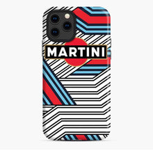 Load image into Gallery viewer, A Couple F1 Williams Martini And Ferrari iPhone 11 Pro Case