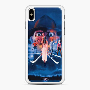 A Nightmare On Elm Street 3 Dream Warriors iPhone X/XS Case