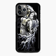 Load image into Gallery viewer, A Skull And A Woman iPhone 11 Pro Case