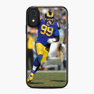 Aaron Donald Los Angeles Rams 99 iPhone XR Case