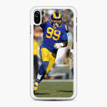 Load image into Gallery viewer, Aaron Donald Los Angeles Rams 99 iPhone XR Case