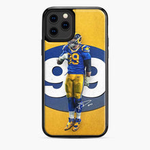 Load image into Gallery viewer, Aaron Donald Los Angeles Rams Nfl Rams iPhone 11 Pro Case
