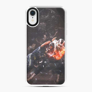 Aaron Donald Los Angeles Rams Power Fire iPhone XR Case