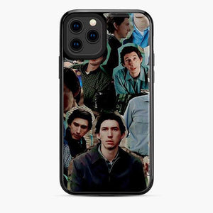 Adam Driver Face Collage iPhone 11 Pro Case