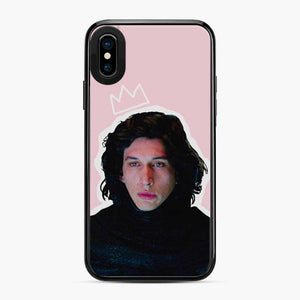 Adam Driver King Pink iPhone X/XS Case