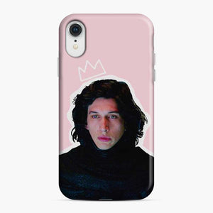 Adam Driver King Pink iPhone XR Case