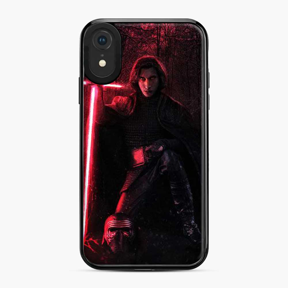 Adam Driver Kylo Ren Star Wars iPhone XR Case