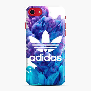 Adidas Blue X Purplee iPhone 7/8 Case, Snap Case | Webluence.com
