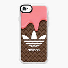 Load image into Gallery viewer, Adidas Camo Logo iPhone 7/8 Case, White Rubber Case | Webluence.com