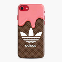 Load image into Gallery viewer, Adidas Camo Logo iPhone 7/8 Case, Snap Case | Webluence.com