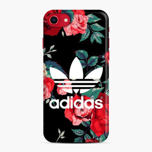 Adidas Floral wallpaper iPhone 7/8 Case, Snap Case | Webluence.com
