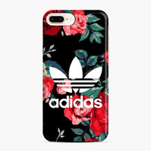 Load image into Gallery viewer, Adidas Floral wallpaper iPhone 7 Plus/8 Plus Case, Snap Case | Webluence.com