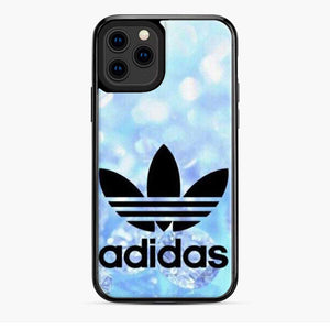 Adidas Logo Blue Diamond iPhone 11 Pro Case