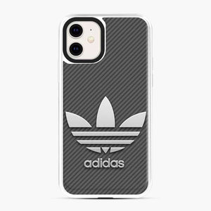 Adidas Logo Carbon iPhone 11 Case