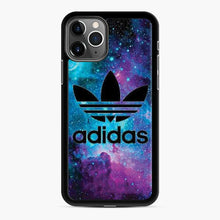 Load image into Gallery viewer, Adidas Logo Galaxy iPhone 11 Pro Case