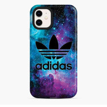 Load image into Gallery viewer, Adidas Logo Galaxy iPhone 11 Case