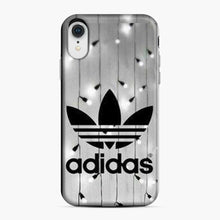 Load image into Gallery viewer, Adidas Logo Light Show iPhone XR Case