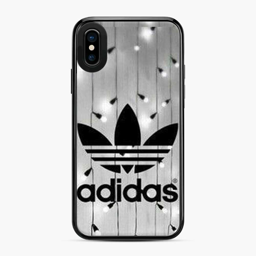 Adidas Logo Light Show iPhone X/XS Case