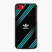 Load image into Gallery viewer, Adidas Logo Original iPhone 7/8 Case, Black Plastic Case | Webluence.com