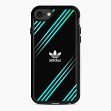 Load image into Gallery viewer, Adidas Logo Original iPhone 7/8 Case, Black Rubber Case | Webluence.com