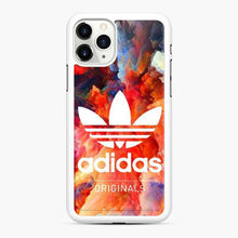 Load image into Gallery viewer, Adidas Logo Rainbow Cloud iPhone 11 Pro Case