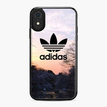 Load image into Gallery viewer, Adidas Logo Sunset iPhone XR Case