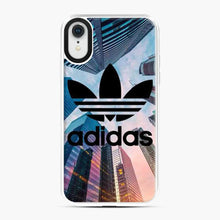 Load image into Gallery viewer, Adidas Logo Tall Building iPhone XR Case