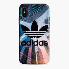 Load image into Gallery viewer, Adidas Logo Tall Building iPhone X/XS Case