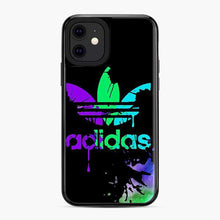 Load image into Gallery viewer, Adidas Logo Watercolor Splash iPhone 11 Case