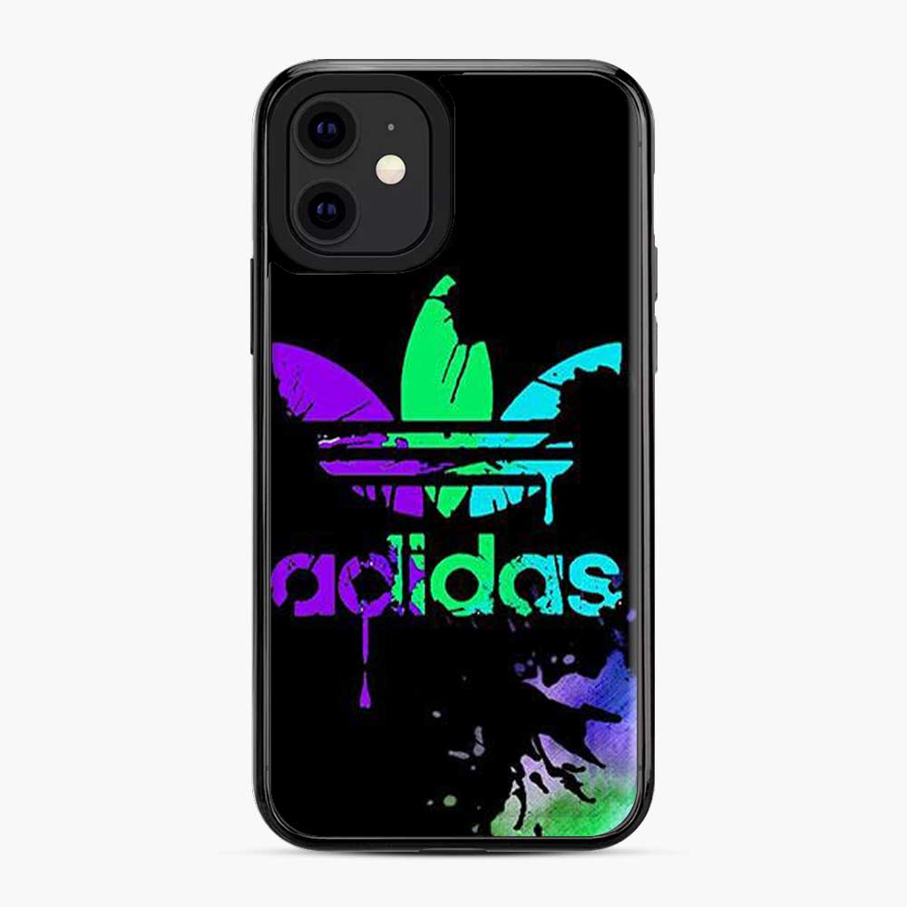 Adidas Logo Watercolor Splash iPhone 11 Case
