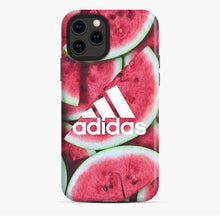 Load image into Gallery viewer, Adidas Logo Watermelon iPhone 11 Pro Case