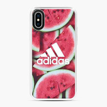 Load image into Gallery viewer, Adidas Logo Watermelon iPhone X/XS Case