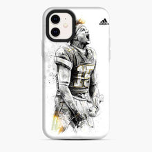 Load image into Gallery viewer, Adidas Sport Illustration Patrick Mahomes iPhone 11 Case