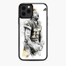 Load image into Gallery viewer, Adidas Sport Illustration Patrick Mahomes iPhone 11 Pro Case