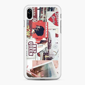 Aesthetic Collage Music iPhone XR Case